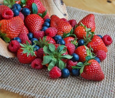 Fruits, Rouges