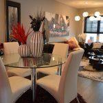 Petits espaces : comment réunir salon et salle à manger ?
