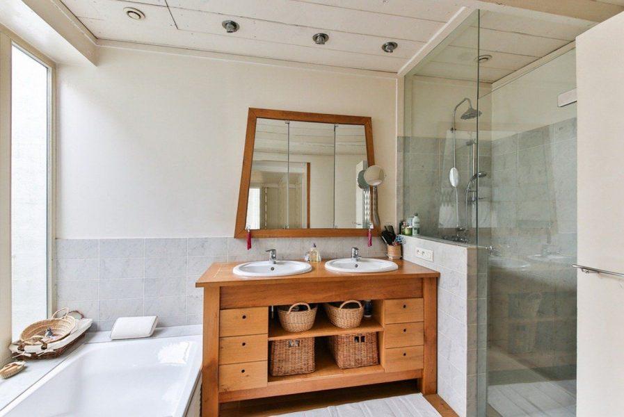 Meuble, Salle de bain