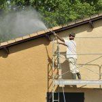 Nettoyeur haute pression: l'outil idéal pour entretenir votre façade et vos extérieurs