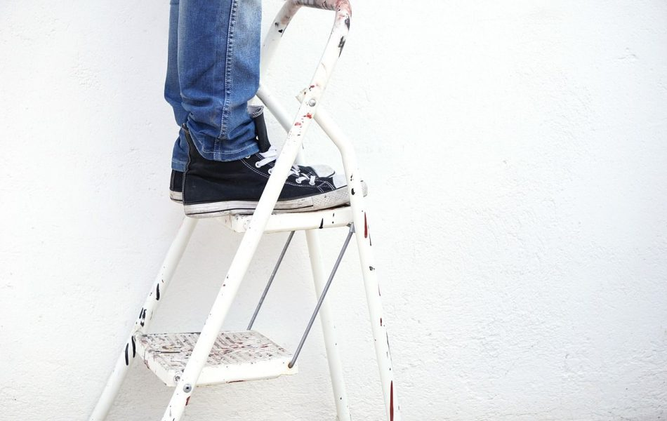 réparer fissures plafond