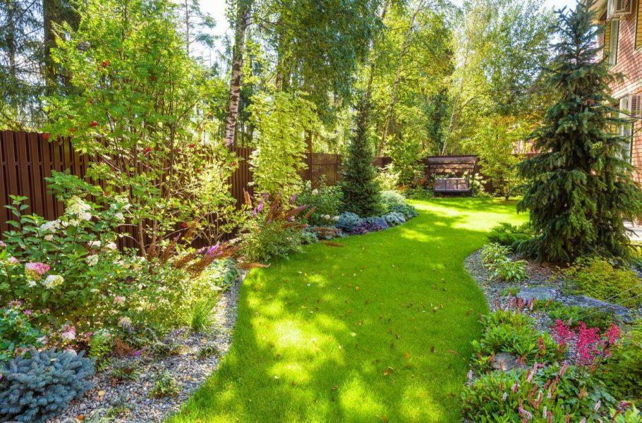 jardin à monaco, aménagement paysager