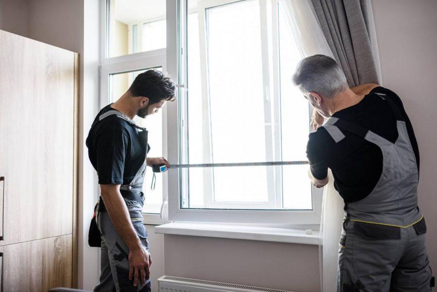mesures fenêtres pour choisir des stores