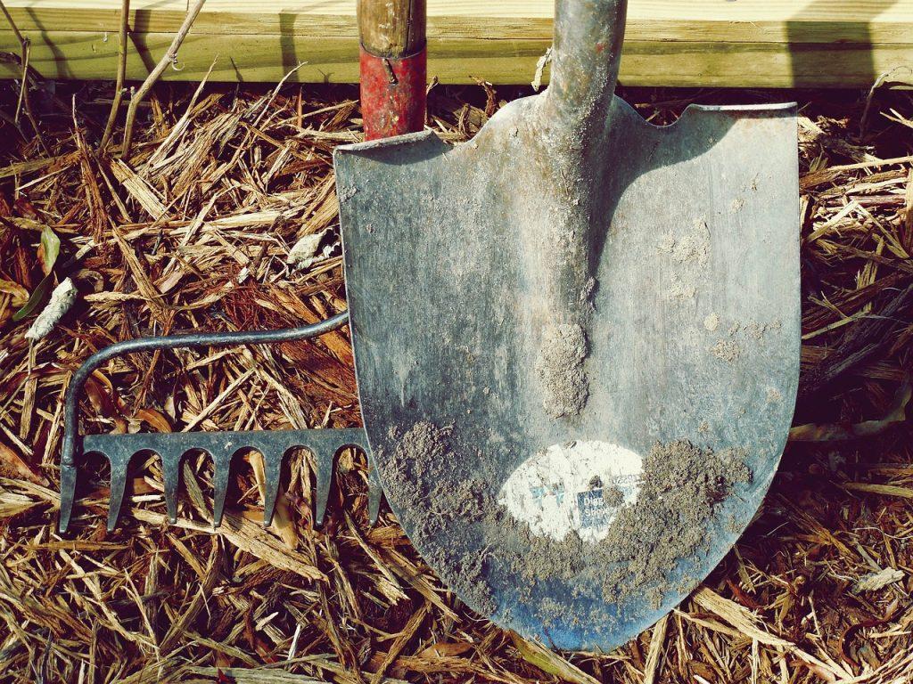 nettoyer votre jardin