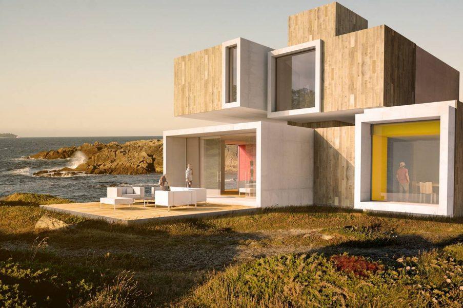 Maison bioclimatique, maison passive