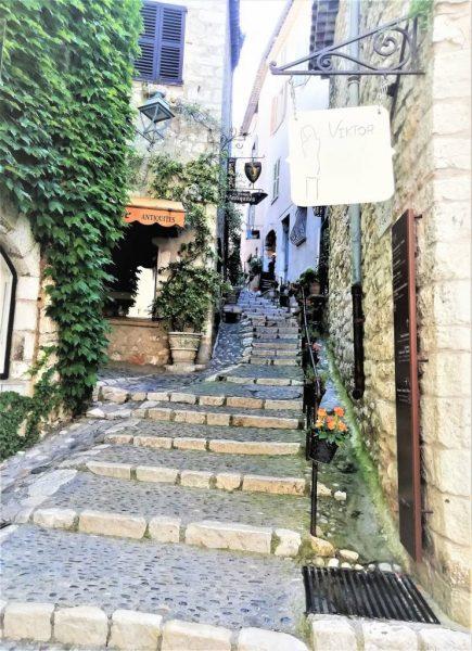 rénovation escalier provençal