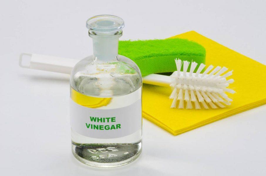Utilisation vinaigre blanc entretien