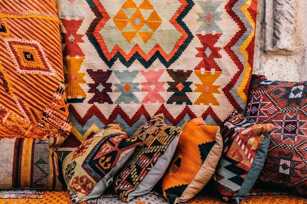 Salon, Marocain