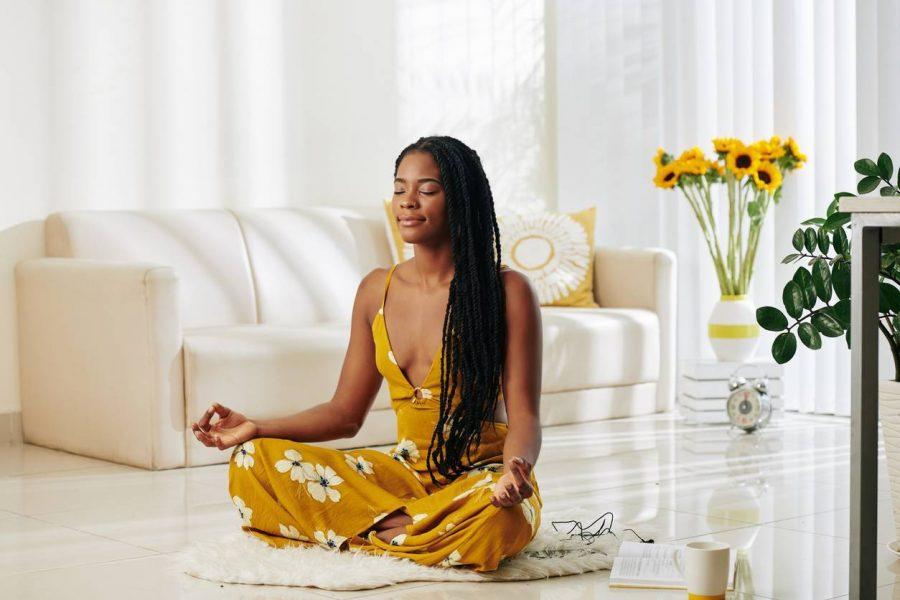 encens et bougies de méditation