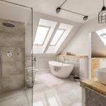 Comment aménager de façon moderne une salle de bain ?